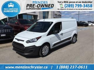 Used 2017 Ford Transit Connect XL for sale in Whitby, ON
