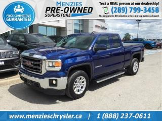 Used 2014 GMC Sierra 1500 SLE 4x4, Navigation, Camera, Hitch for sale in Whitby, ON