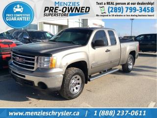 Used 2013 GMC Sierra 1500 SL Nevada Edition 4x4, Hitch, Clean Carfax for sale in Whitby, ON