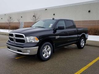 New 2019 RAM 1500 Classic Tradesman 4x4 Crew Cab / Back Up Camera for sale in Edmonton, AB