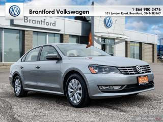 Used 2013 Volkswagen Passat Trendline 2.0 TDI 6sp DSG at w/ Tip for sale in Brantford, ON