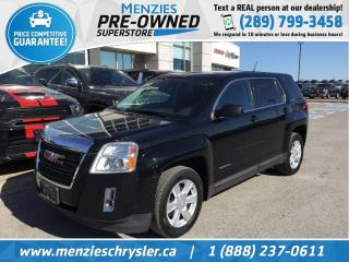 Used 2013 GMC Terrain SLE-1, Bluetooth, Cam, One Owner, Clean Carfax for sale in Whitby, ON