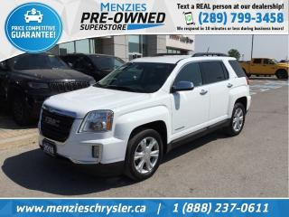 Used 2016 GMC Terrain SLE Bluetooth, Cam, Heated Frt Seats, Clean Carfax for sale in Whitby, ON