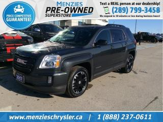 Used 2017 GMC Terrain SLE, Bluetooth, Cam, V6, One Owner, Clean Carfax for sale in Whitby, ON