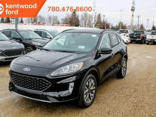 Used 2020 Ford Escape TITANM for sale in Edmonton, AB
