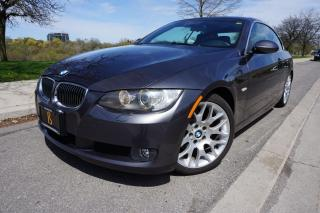 Used 2008 BMW 3 Series SPORT PACKAGE / RWD / NO ACCIDENTS/ / CONVERTIBLE for sale in Etobicoke, ON