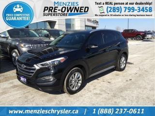 Used 2017 Hyundai Tucson SE AWD, Bluetooth, Cam, Htd Seats, Clean Carproof for sale in Whitby, ON