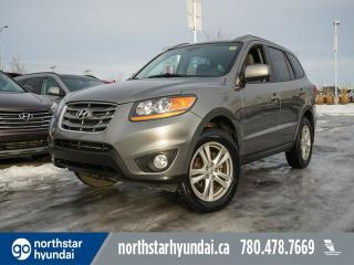Used 2011 Hyundai Santa Fe GL AWD/V6/BLUETOOTH/HEATEDSEATS for sale in Edmonton, AB