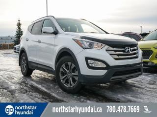 Used 2014 Hyundai Santa Fe Sport PREMIUM/AWD/HEATEDSTEERINGANDSEATS/POWERSEAT/DUALCLIMATE for sale in Edmonton, AB