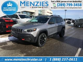 New 2020 Jeep Cherokee TRAILHAWK ELITE 4X4 for sale in Whitby, ON
