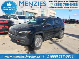 New 2020 Jeep Cherokee Trailhawk for sale in Whitby, ON