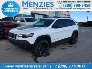 New 2020 Jeep Cherokee Trailhawk Elite for sale in Whitby, ON