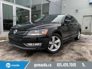 Used 2012 Volkswagen Passat COMFORT TDI for sale in Edmonton, AB