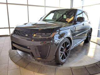 New 2020 Land Rover Range Rover Sport SVR 575 HP for sale in Edmonton, AB