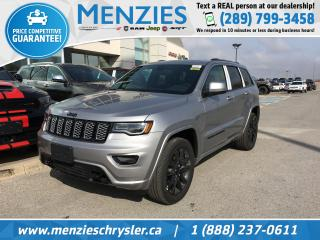 New 2020 Jeep Grand Cherokee Altitude for sale in Whitby, ON