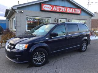 Used 2015 Dodge Grand Caravan SXT Premium Plus for sale in London, ON