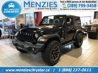 New 2020 Jeep Wrangler Sport - Custom 20-inch Wheels, Mickey Thompson Tir for sale in Whitby, ON