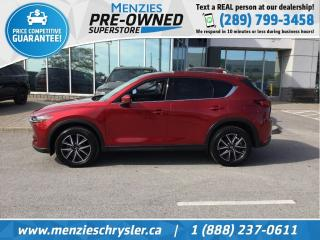 Used 2017 Mazda CX-5 GT AWD, Sunroof, Navi, Cam, Clean Carfax for sale in Whitby, ON