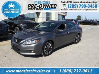 Used 2016 Nissan Altima 2.5 SL Tech, Sunroof, Leather, One Owner for sale in Whitby, ON
