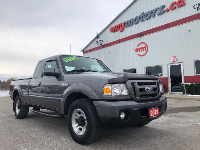 2011 Ford Ranger SPORT Low Kms with A/C