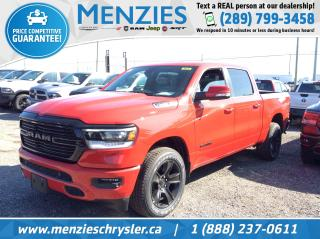 New 2020 RAM 1500 Big Horn Night Edition for sale in Whitby, ON
