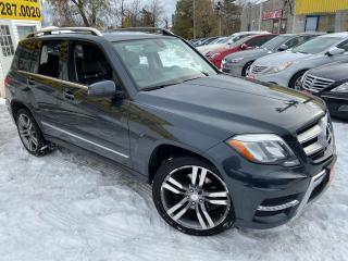 Used 2013 Mercedes-Benz GLK-Class GLK 250 BlueTEC for sale in Scarborough, ON