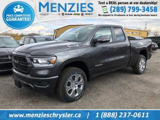 New 2020 RAM 1500 Big Horn North Edition for sale in Whitby, ON