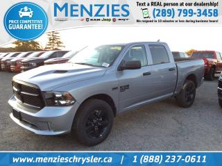 New 2019 RAM 1500 Classic Express Night Edition 4x4 for sale in Whitby, ON