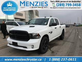 New 2019 RAM 1500 Classic Night Edition 4x4 for sale in Whitby, ON