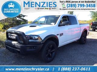 New 2019 RAM 1500 Classic SLT for sale in Whitby, ON