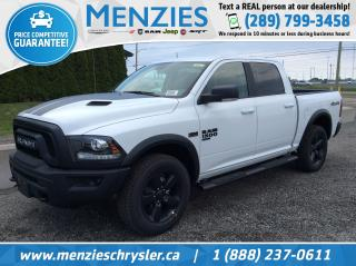 New 2019 RAM 1500 Classic Warlock 4x4 for sale in Whitby, ON