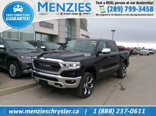 New 2019 RAM 1500 Limited 4x4 for sale in Whitby, ON