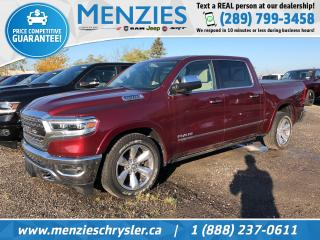 New 2019 RAM 1500 Limited for sale in Whitby, ON