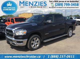 New 2019 RAM 1500 BIG HORN 4X4 for sale in Whitby, ON