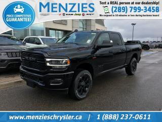 New 2019 RAM 2500 New Big Horn Black Edition 4x4 for sale in Whitby, ON