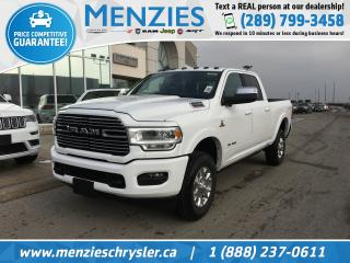New 2019 RAM 2500 New Laramie Sport 4x4 for sale in Whitby, ON
