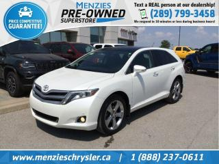Used 2016 Toyota Venza Limited AWD, Leather, Navi, Clean Carfax for sale in Whitby, ON