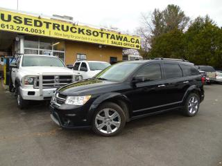 Used 2013 Dodge Journey R/T for sale in Ottawa, ON