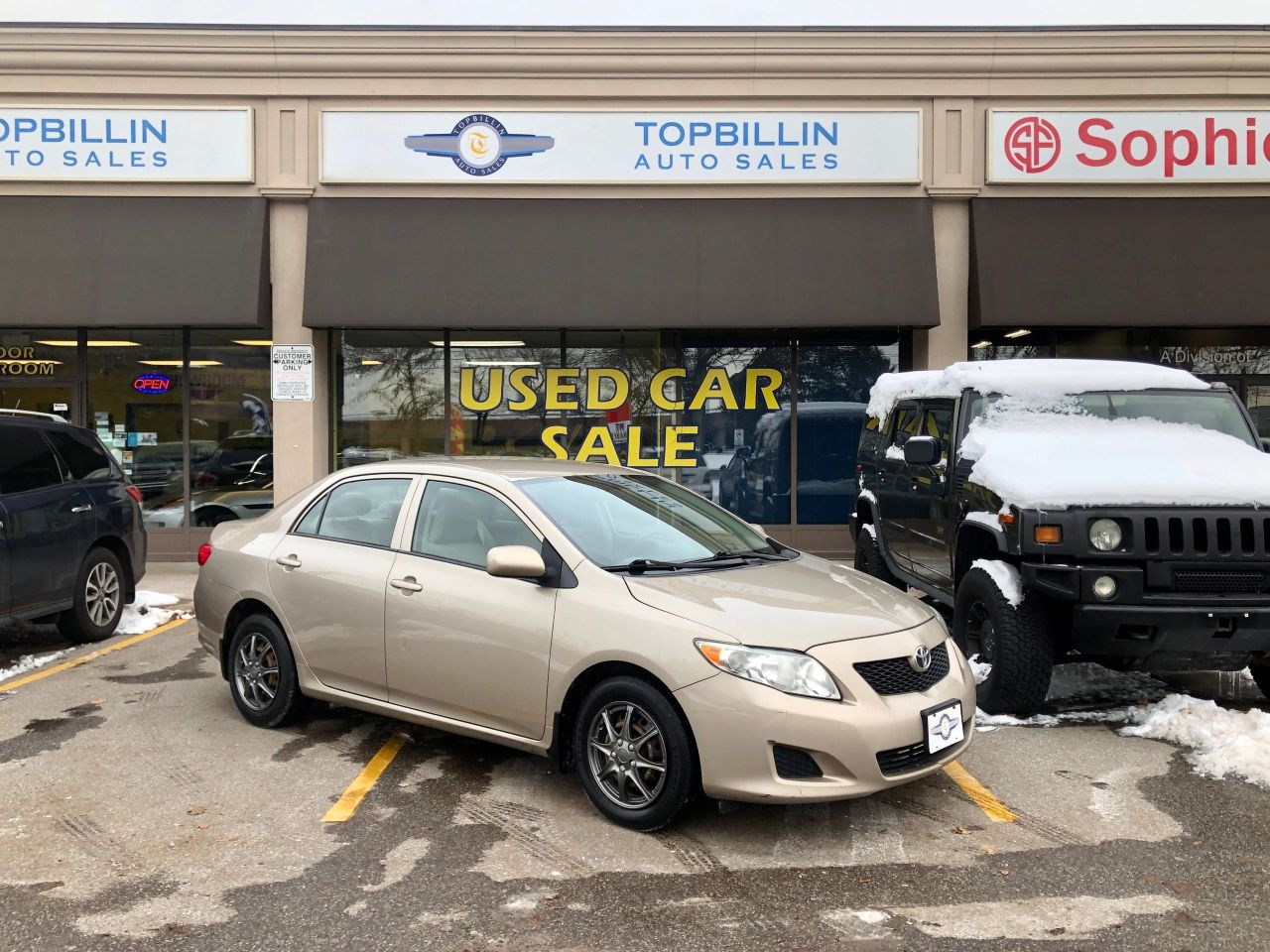 2009 Toyota Corolla CE Auto, 2 Years Powertrain Warranty