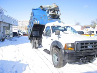 Used 2007 Ford F-550 dump vacuum recycle for sale in North York, ON
