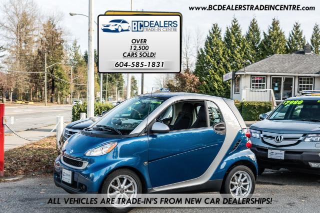 2009 Smart fortwo PASSION, Panorama Roof, Only 92k, Clean!