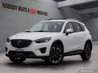 Used 2016 Mazda CX-5 GT*New Brakes*Heated Seats*Nav*Cam* for sale in Mississauga, ON