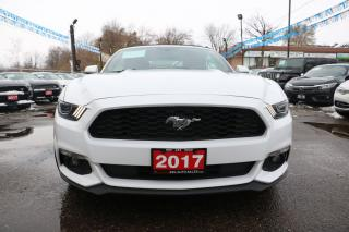 Used 2017 Ford Mustang V6 for sale in Brampton, ON