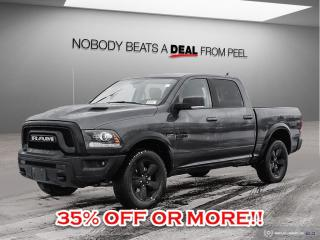 New 2019 RAM 1500 Classic Warlock for sale in Mississauga, ON