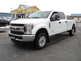 Used 2018 Ford F-250 XLT CrewCab 4x4 6.7L TurboDiesel 8ftBox BackUpCam for sale in Brantford, ON