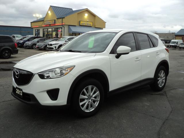 2013 Mazda CX-5 Sport 2.0L 6SpeedManual Bluetooth