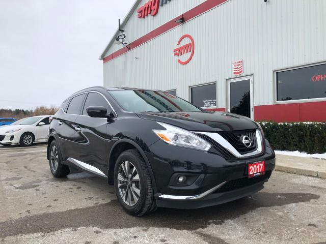 2017 Nissan Murano SV Navigation / Back up camera