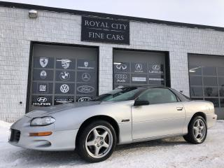 Used 1998 Chevrolet Camaro Z28 V8 Leather Excellent Condtion 6-Speed Manual for sale in Guelph, ON