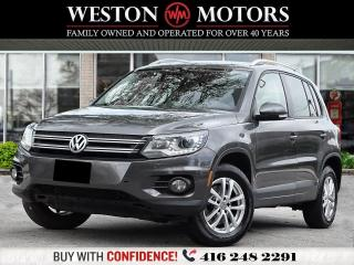 Used 2012 Volkswagen Tiguan 2.0*TSI*4MOTION*LEATHER!!*PAN AM SUNROOF!!* for sale in Toronto, ON