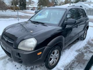 Used 2006 Hyundai Tucson GL for sale in Ajax, ON